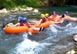 Tubing on Rio Bueno River